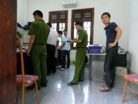 thai binh police end hunt for gunman