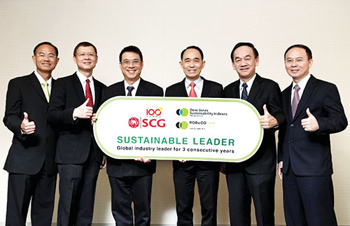 SCG: a role model of sustainability