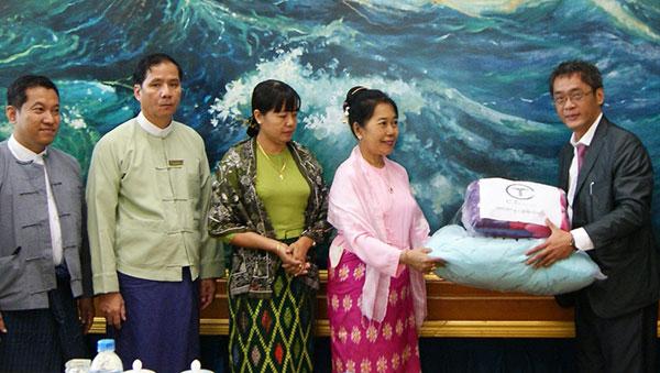 vietnams ct group eyes myanmar ip