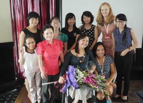 hiwc female vision award 2013