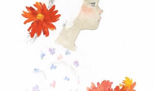 Iwasaki Chihiro's paintings showcased in Hanoi