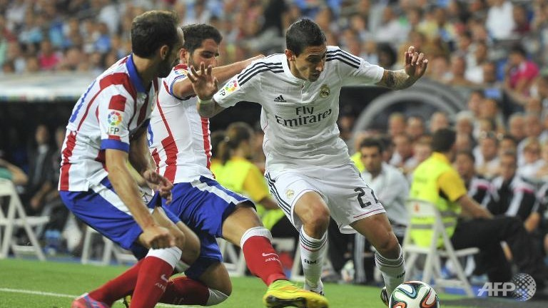 Early Liga boost on offer for old foes Real, Atletico