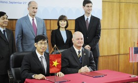ge and hanoi university of science and technology collaborate on science technology and nuclear engineering