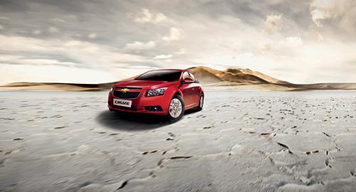 General Motors Vietnam launches 2014 Chevrolet Cruze