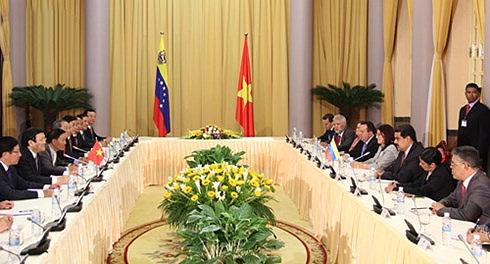 Venezuelan backs Viet Nam's bid for membership at ECOSOC
