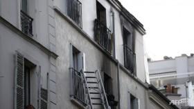 8 dead in apartment fire in north Paris: Police