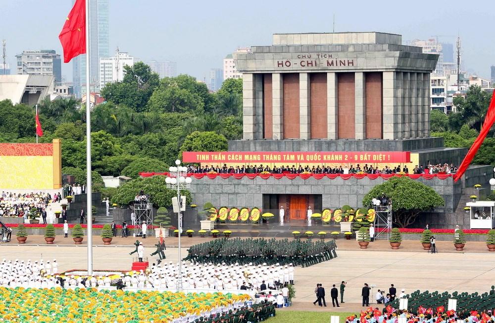 Vietnam celebrates 70 years of independence