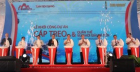 Ground broken for two large-scale projects on Phu Quoc island