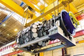 Hi-tech turbines meet future energy demands