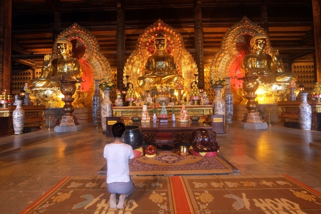 one day tour to trang an bai dinh