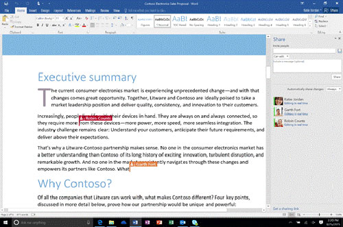 how to change a locked word document