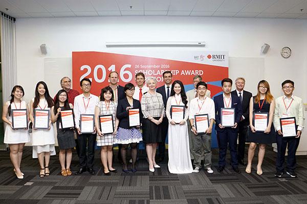 rmit vietnam awards 12 million worth of scholarships