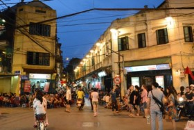 Land in Hanoi old quarters as expensive as gold