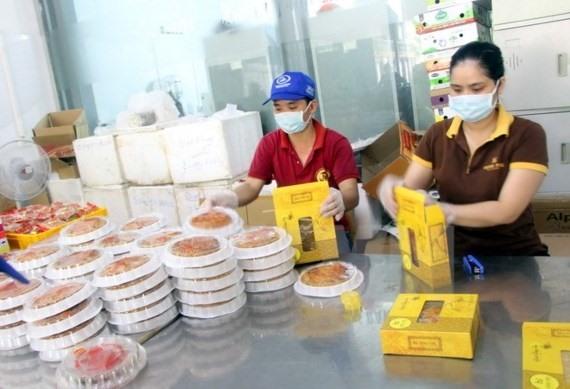 city checks food safety hygiene for mid autumn festival