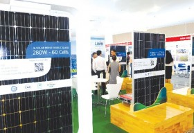 Solar panel industry sees growth