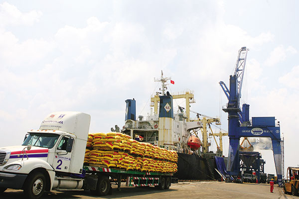 Draft law to globalise logistics areas