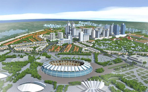 decree to accelerate hoa lac hi tech project