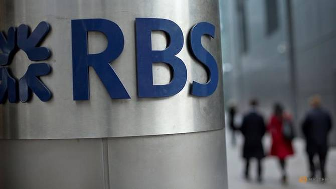 EU approves new British plan for bailed-out RBS