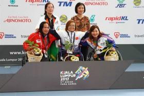 Swimmer Hằng has Para Games dream come true
