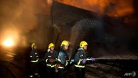 11 killed in eastern China house fire