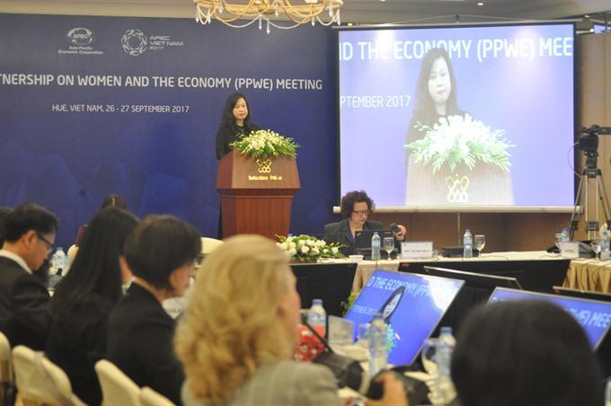 apec forum highlights gender equality economics