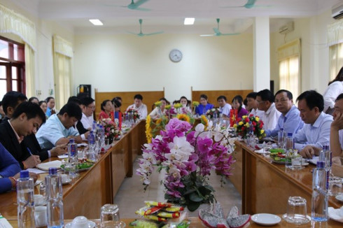 dien bien cooperates with northern lao provinces to develop agriculture hinh 0