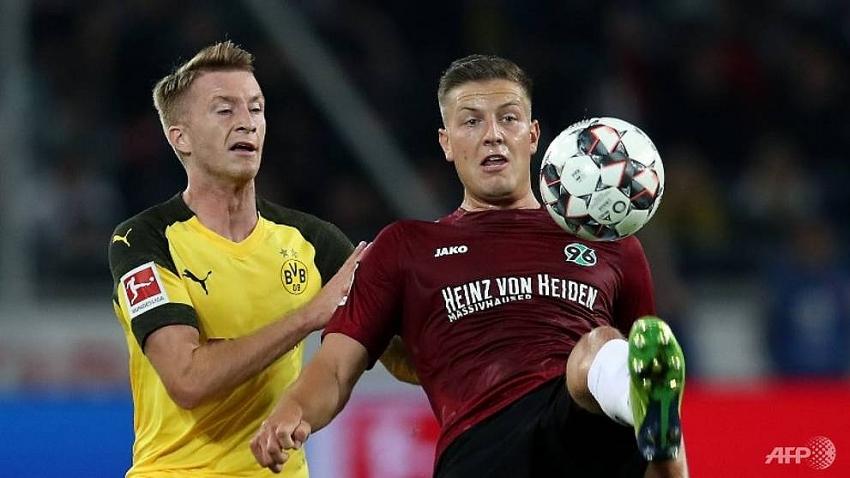 dortmund held on way to first scoreless draw of bundesliga season
