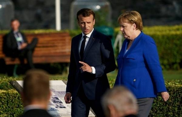 merkel to meet macron in marseille amid eu immigration row