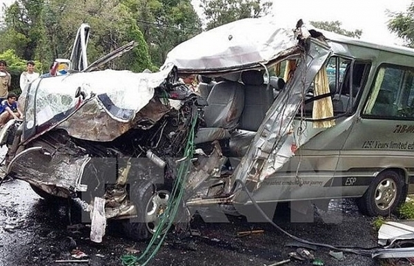 traffic deaths down over national day break