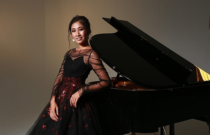 vietnamese australian pianist to celebrate vn australia diplomatic ties