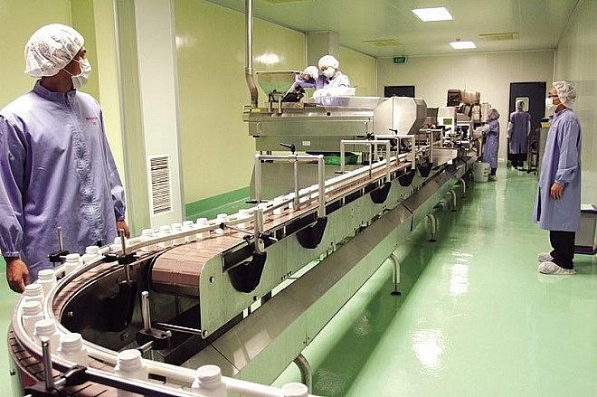 pharma companies report major declines in profits