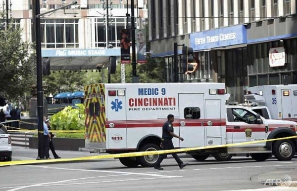 four dead including gunman in us bank shooting