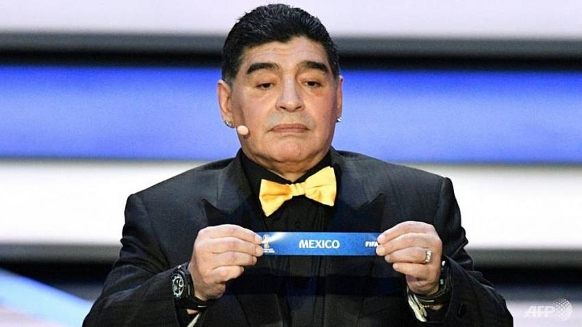 diego maradona to coach second division side dorados in mexico