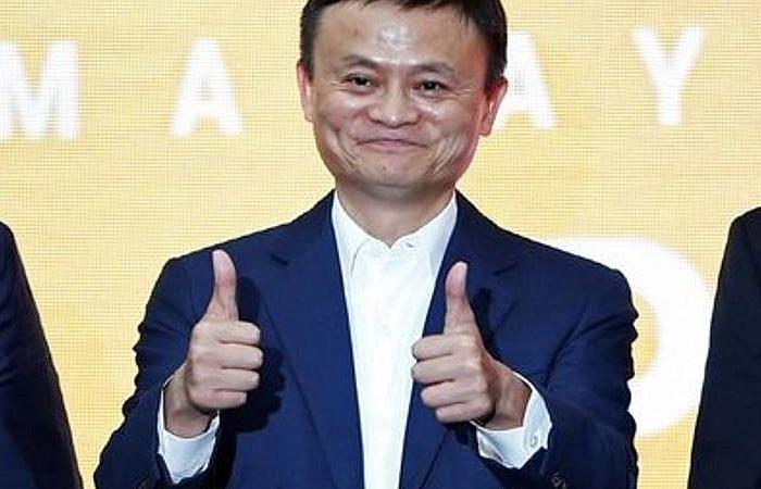 alibaba co founder jack ma announces retirement