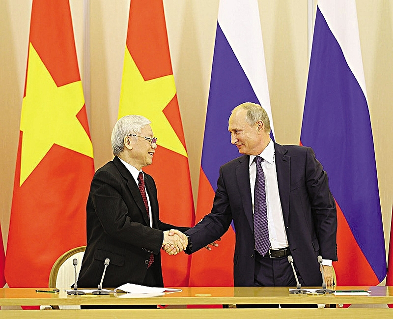 russia visit brings raft of new co operation deals