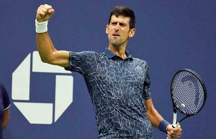 djokovic wins third us open equals sampras on 14 grand slams