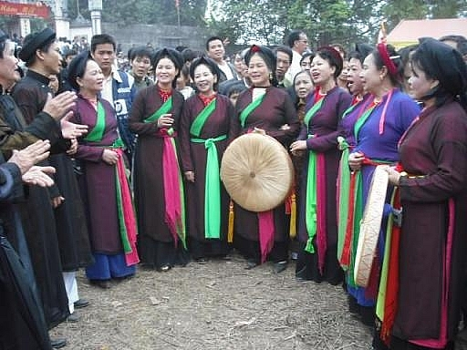 first national intangible heritage festival to be held in tuyen quang