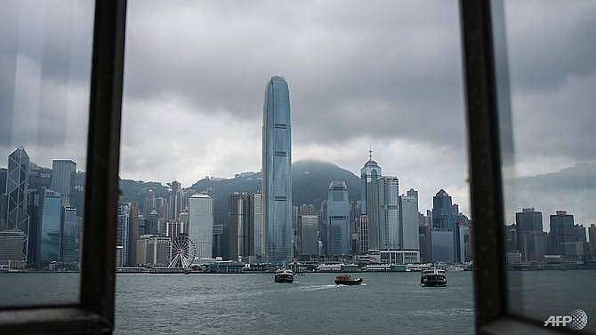 hong kong braces itself for super typhoon mangkhut the strongest tropical storm in decades