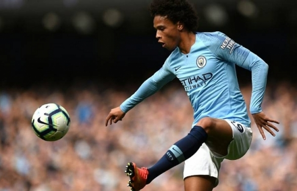 sane stars as man city prove too strong for fulham