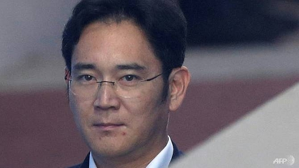 samsung heir in south koreas delegation to north seoul