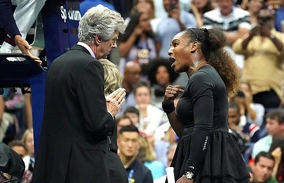 serena williams and the awkward discomfort society has with angry women