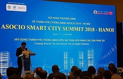 hanoi steps up smart city development