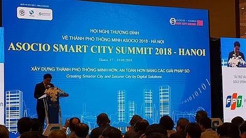 hanoi steps up smart city development