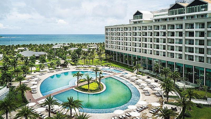 global hotel giants flock to vietnamese tourism
