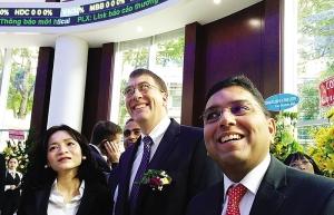 investors keep faith despite trade war