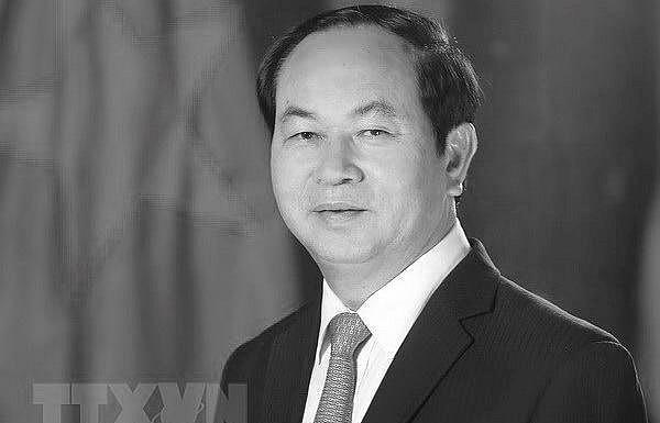 president tran dai quang passes away aged 62
