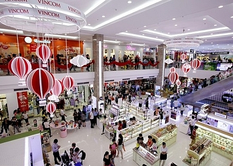 e commerce hits shopping centres but boosts office space market