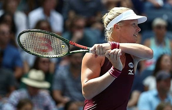 bertens defeats tomljanovic to secure korea open win
