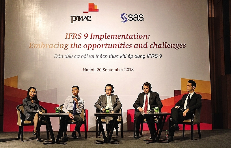 banks prepare for ifrs 9 standards