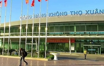 tho xuan airport to be upgraded to international status